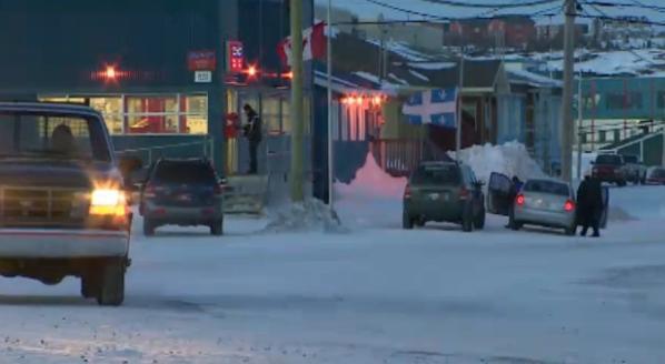 Kuujjuaq, Nunavik, Canada. Image: CBC News