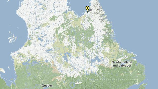 The July polar bear attack occured at a hunting cabin near the community of Kangiqsualujjuaq is a small Inuit community in Nunavik, Quebec. CBC.ca