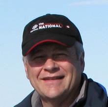 Marty Bergmann was director of the Polar Continental Shelf Program. Facebook.