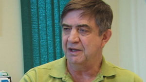 Ed Zebedee, Nunavut's director of protection services, says the new search and rescue database has so far revealed most searches are for people between the ages of 41 and 50. (CBC)