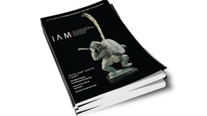 The new magazine is available online at the Museum of Inuit Art's website. (Museum of Inuit Art)