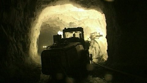 Mining may provide thousands of new jobs in Lapland in coming years.  Image: YLE