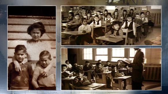 CBC News: Stolen Children June 8-21, 2008