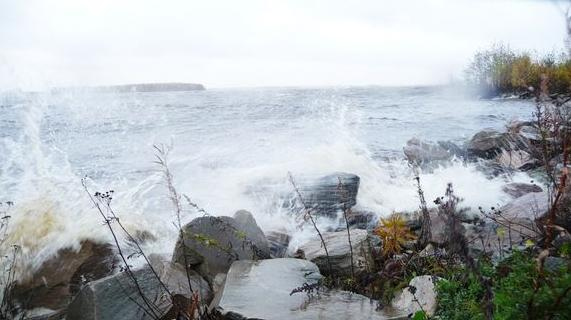 Every autumn the Finnish coast is buffeted by a series of storms. Image: Antti Heikinmatti / Yle