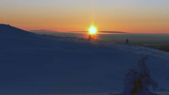 Winter wonderland. Image: Ismo Mella. YLE.fi
