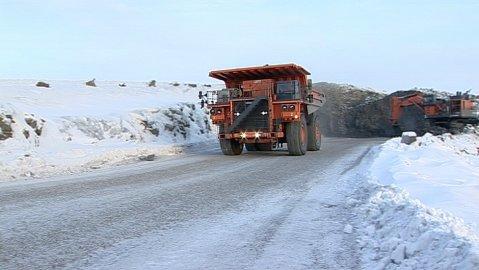 Green activists want to stop uranium production at Talvivaara.  Image: YLE