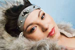 Tanya Tagaq will perform alongside a screening of the silent classic Nanook of the North. (National Arts Centre)