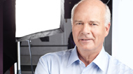 CBC star news anchor Peter Mansbridge. Image CBC.