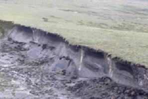Permafrost. (Rick Bowmer/ Associated Press)