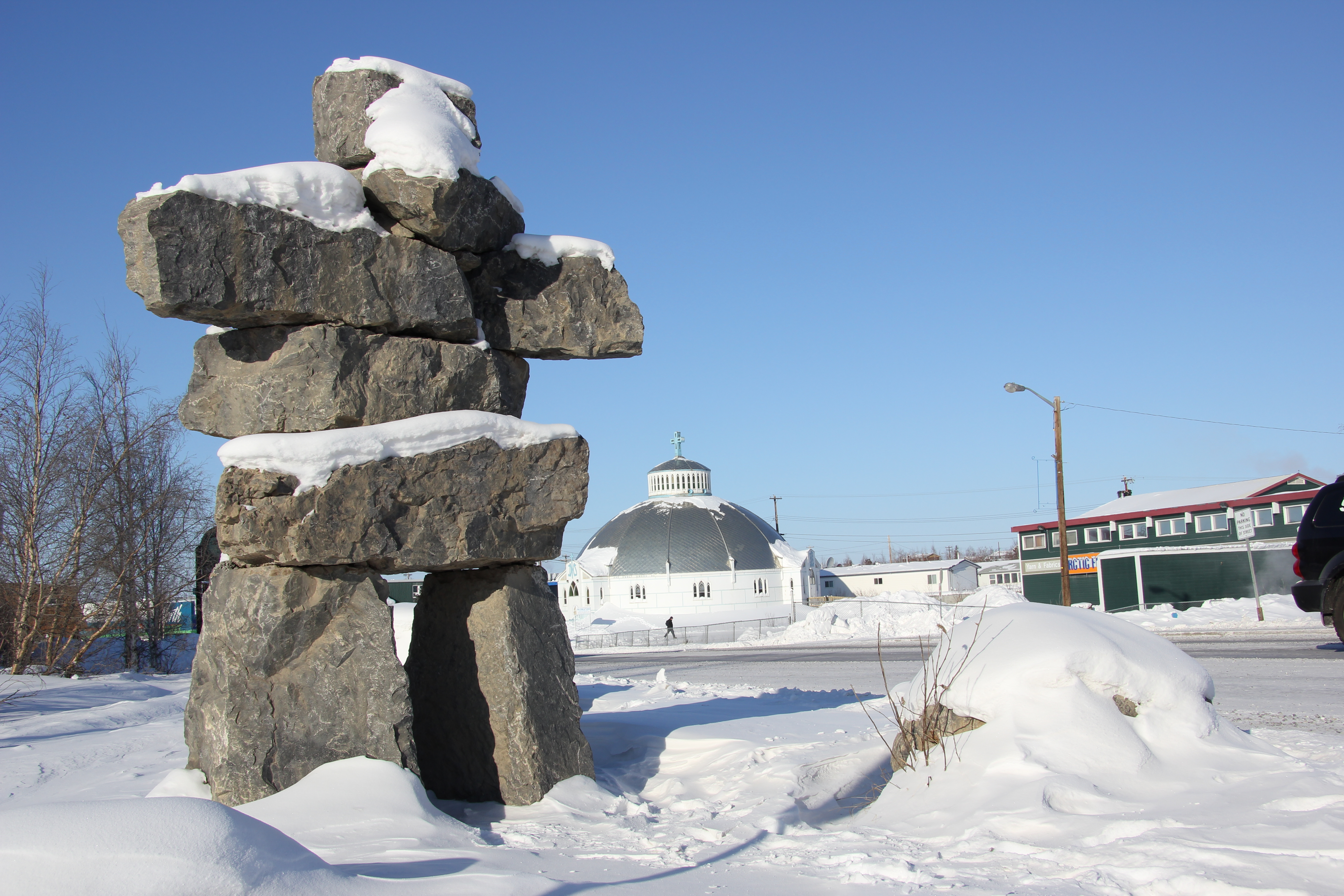 photo essay inuvik eye on the arctic