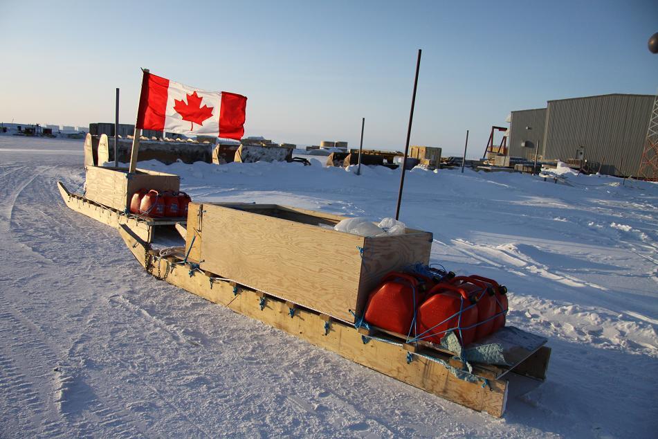 Canada Falling Short on Arctic Sovereignty