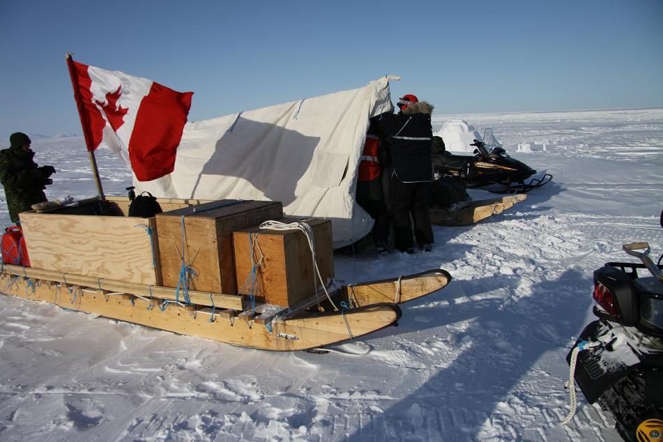 canadian arctic sovereignty essay