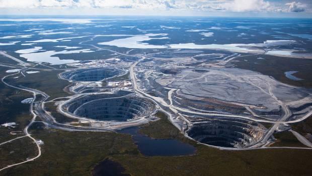 Ekati diamond mine1