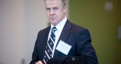 ConocoPhillips Alaska president Trond-Erik Johansen (Stephen Nowers, Alaska Dispatch)
