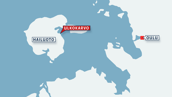 Hailuoto is the largest island off the northern part of the west coast. (Yle Uutisgrafiikka)