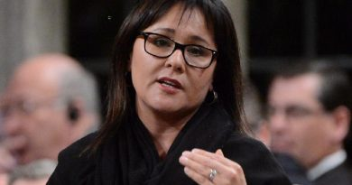 Leona Aglukkaq, Canada's minister of health, will head the Arctic Council when Canada takes over in May. (Sean Kilpatrick, The Canadian Press)