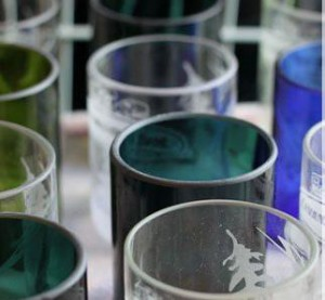 What's the best way to recycle glass in remote northern communities? (Old Town Glassworks)