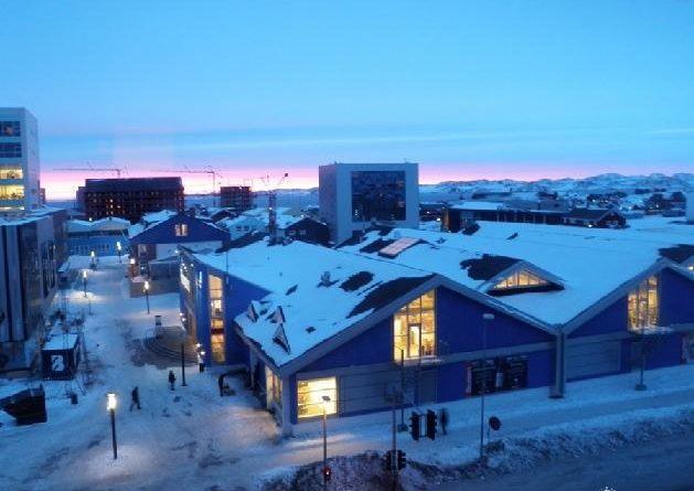 Nuuk, Greenland. (Eilís Quinn, Radio Canada International)