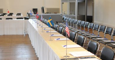 Chairmanship of the Arctic Council will rotate to Canada on May 15th. (Arctic Council)