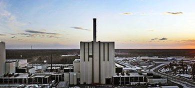 Forsmark power plant. (Tomas Oneborg/Scanpix)