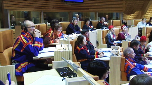 Sami Parliament elections take place this Sunday. (Radio Sweden)