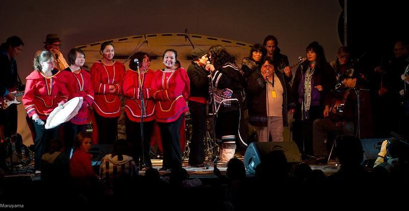 Alianait Arts Festvial 2010. (Ed Maruyama / Alianait Arts Festvial)