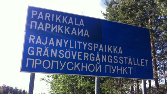 The planned road will run from Parikkala, Eastern Finland, through the Russian Republic of Karelia. (Yle)