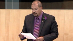 Range Lake MLA Daryl Dolynny says there should be guidelines on where the new revenues resulting from the N.W.T.'s devolution agreement will go. (CBC)