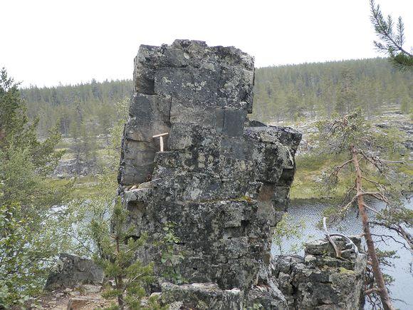 The origin and uses of Taatsin Seita remain shrouded in mystery. Image: Taisto Karjalainen / Metsähallitus