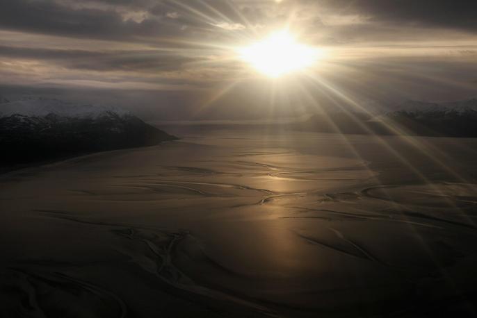Alaska ( John Moore / Getty Images / AFP)
