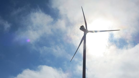 Billions have been invested in wind farms across Finland says a power company representative.  (Laura Holappa / Yle )