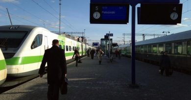 Swedish speakers may soon be able to communicate more easily with railway staff. (Mari Siltanen / Yle )