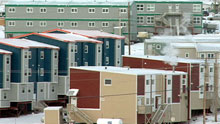 Nunavummiut are making less than their counterparts in the N.W.T. and Yukon, according to new information released by Statistics Canada. (CBC)