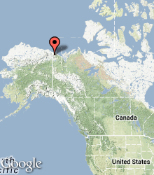 Location of Ivvavik National Park. (CBC.ca)