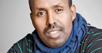 "Wali Hashi is a freelance journalist and a contributor to Yle's ""Perspectives"" online column. (Yle)"