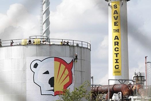 (Kajsa Sj lander / Greenpeace / Radio Sweden)