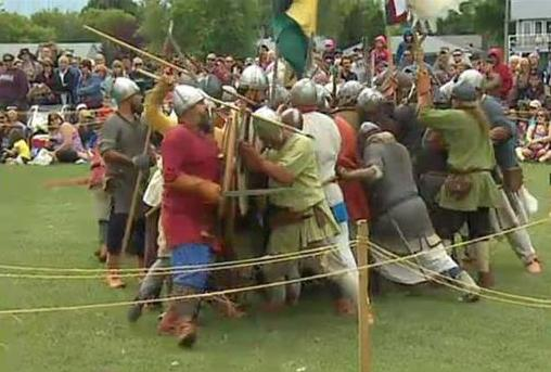 The 124th annual Icelandic Festival of Manitoba wrapped up last week. (CBC)