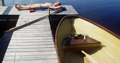 Get your daily dose of vitamin D while you still can. (Martti Juntunen / Yle)