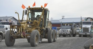 The N.W.T.'s Industry Minister David Ramsay says territory is seeking $600 million in federal funding as it seeks to attract heavy industry. (Philippe Morin/CBC)