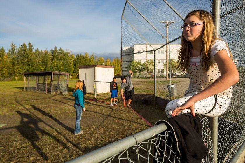 Alaska School A Beacon Of Hope After Flood Waters Recede U2013 Eye On The Arctic