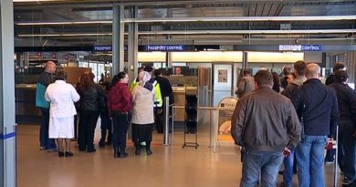 Finnish border posts will need extra capacity if Russia and Finland agree a visa-free travel regime. (Juha Korhonen / Yle)