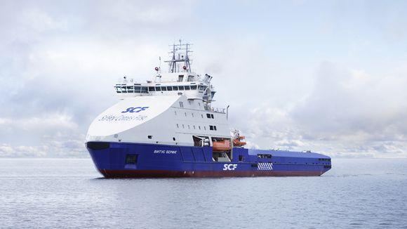 The Russian company USC already owns half of the Arctech shipyard. Image: Arctech Helsinki Shipyard
