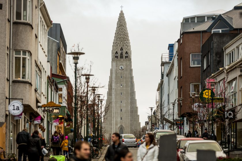 Reykjavik, Iceland is host to the inaugural Arctic Circle conference. (Loren Holmes / Alaska Dispatch)