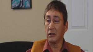 Darrell Beaulieu, CEO of Denendeh Investments, says the timing was right to snap up mining properties in N.W.T. (CBC.ca)