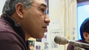 Jobie Tukkiapik, president of Makivik Corporation, says more than two thirds of all homes in Nunavik are overcrowded and he is demanding action from the federal government. (CBC.ca)