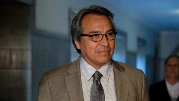 James Anaya, the UN special rapporteur on the rights of indigenous people, says Canada is facing a 'crisis' when it comes to its treatment of indigenous people. (Adrian Wyld/Canadian Press)