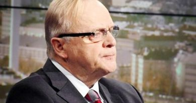 Labour Minister Lauri Ihalainen in a Yle TV1 broadcast on Saturday. (Yle)