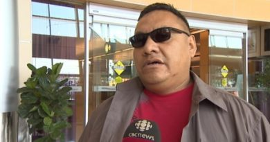 Natuashish Chief Simeon Tshakapesh says not enough has been done by government agencies to help the children who are gas sniffing in his community. (CBC)