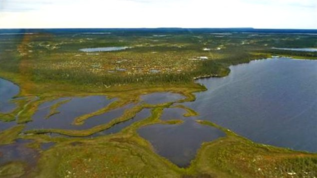 Canada s hudson bay lowlands succumbing to climate change for Hudson bay fishing