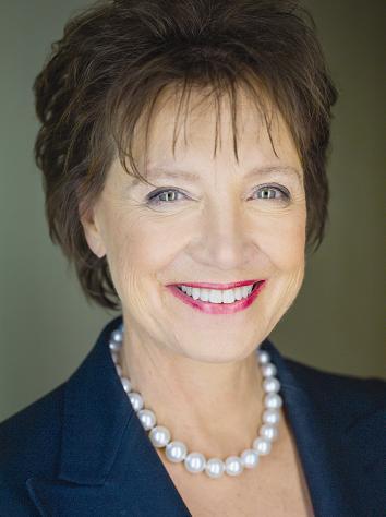 Business writer Diane Francis. (HarperCollins)